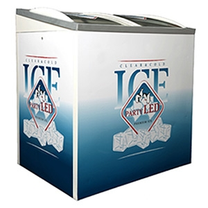 Rental of counter freezer (small – 70kg)