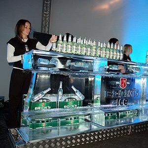 Ledový bar (1 metr)