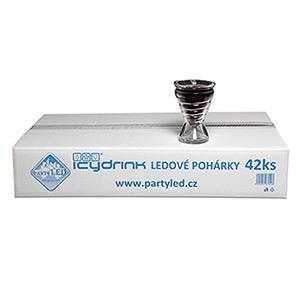 Ledové pohárky ICYDRINK 42ks