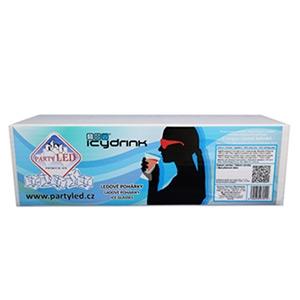 Ledové pohárky ICYDRINK 5ks – včetně kelímku