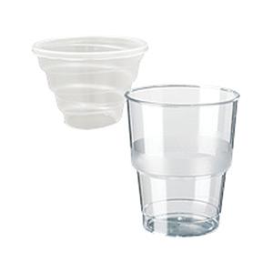 Plastové kelímky ICYDRINK – balení 40ks