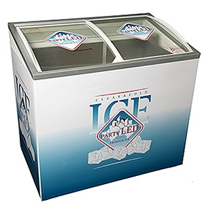 Rental of counter freezer (medium size – 100kg)