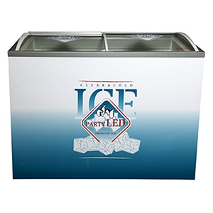 Rental of counter freezer (large – 150kg)
